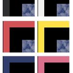 Illusion Wall Display Colour Choice